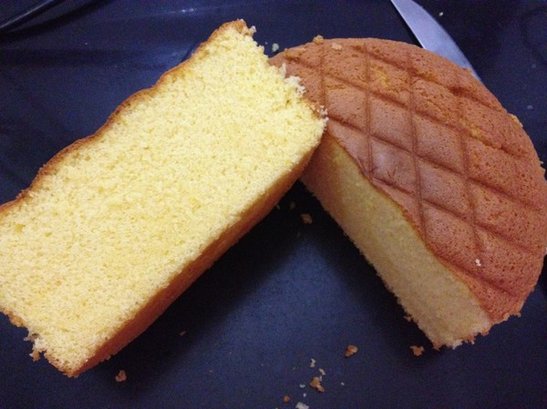 baking oven cake