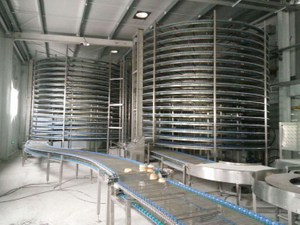Hamburger cooling tower exporter
