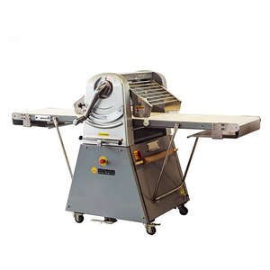 Do you all know how Danish bread is rolled up? It use what machine ?